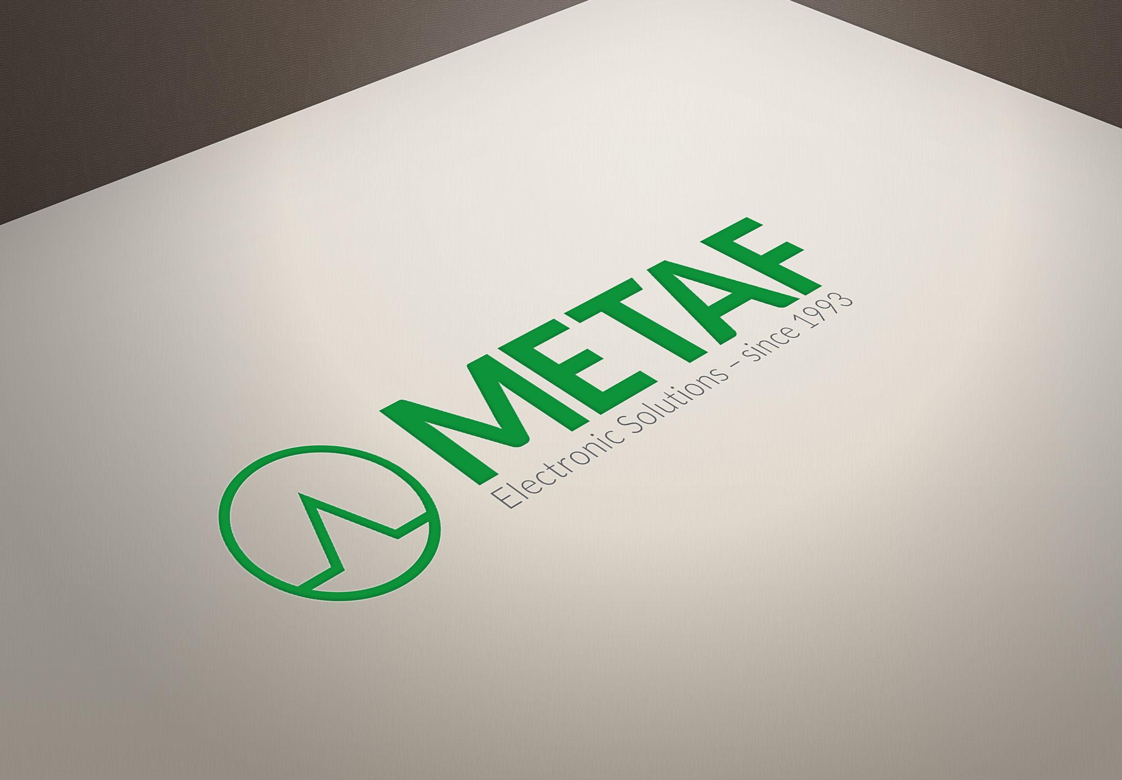 Siti Internet Grafica Social Network Metaf Logo