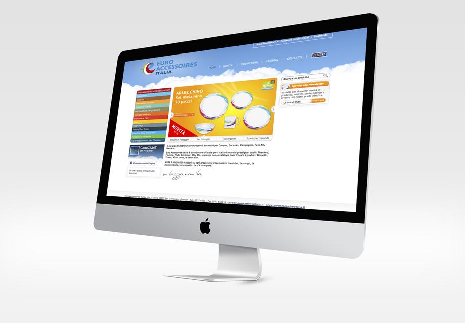 Siti Internet Grafica Social Network Corpore Identity